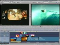 Edição de vídeos com Liquid Edition