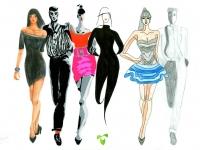 Personal stylist completo e customização básica de roupas