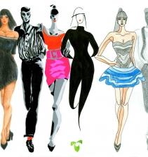 Curso de Personal stylist completo e customização básica de roupas com certificado