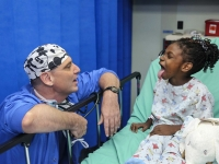 Ludoterapia no contexto hospitalar