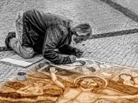 A pré-história na pintura e na escultura