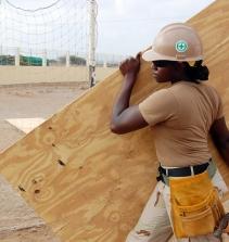Curso de Construção de madeira pelo sistema plataforma com certificado