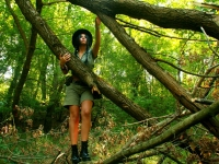 Curso Teórico em Sobrevivência na Selva