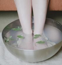 Tratamento estético - Parafina
