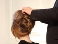 Aprendendo penteados