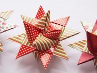 Técnicas de origami
