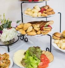 Organizar banquetes, brunchs e festas
