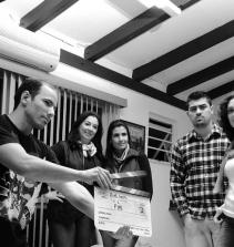Curso de Jornalismo e ficção: a telenovela pautando a imprensa com certificado