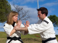 Defesa Pessoal - Wing Chun