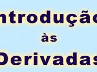 Práticas de derivadas