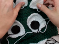 Faça você mesmo: moda bebê crochê
