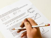 Notas dos professores sobre ENEM