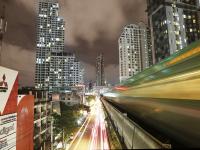Segurança no trânsito e competição nas empresas de transportes.