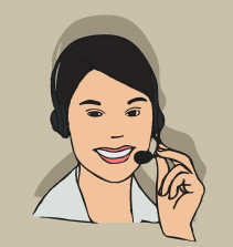 A voz e a fala no telemarketing