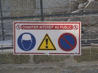 Segurança do trabalho: sinalização