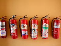 Extintores de incêndio -  Curso completo