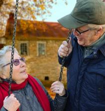 Animação e  Comunicação com idosos