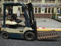 Segurança para operação de transporte, manuseio e armazenagem NR-11