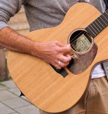 Curso de Roda de turma musical: violão e cavaquinho com certificado