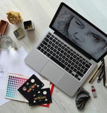 Curso de Tratamento de imagem - Corel Draw e Photoshop com certificado