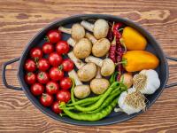 Alimentos em foco: confeitaria, vegetarianismo e conservação