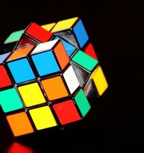 Resolução básica do cubo mágico - Método Sexy