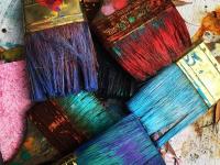 Aulas rápidas de pinturas decorativas