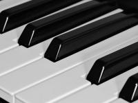 Teclado e Piano - cordas e música