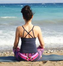 Curso de Aulas de Yoga para iniciantes com certificado