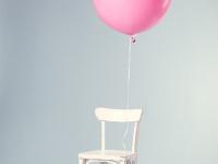 Passo a passo - decoração com balões