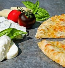 Como fazer bordas de pizza
