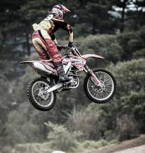 Dicas de pilotagem para motocross