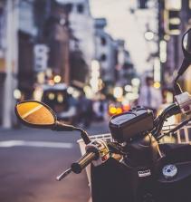 Curso de pilotagem para moto