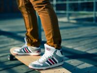 Como aprender a andar de skate