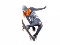 Como aprender andar de Skate