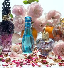 Produção de Perfumes