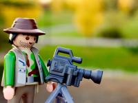 Filmagem com DSLR