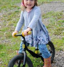 Bicicleta: Crianças