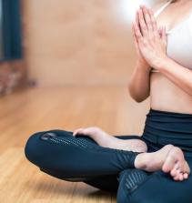 Yoga: Gestante