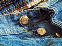 Costurar gancho calça