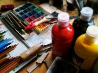 Como aprender a pintar quadros