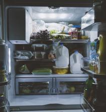 Organizar a cozinha e interiores