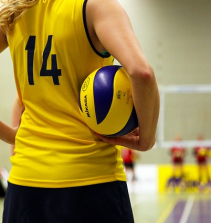 Aula de Voleibol