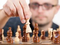 Aulas de xadrez com Fernando Oliveira