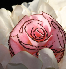 Brigadeiro para fazer flores