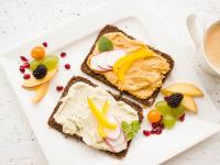 Café manhã saudável - preparo