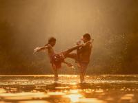 Movimentos de capoeira