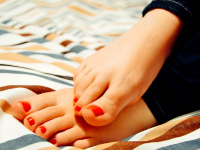 Unha pé e mão - como fazer
