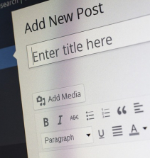 Sites e Blog com Bootstrap