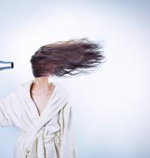 Tutorial de como secar o cabelo com Difusor